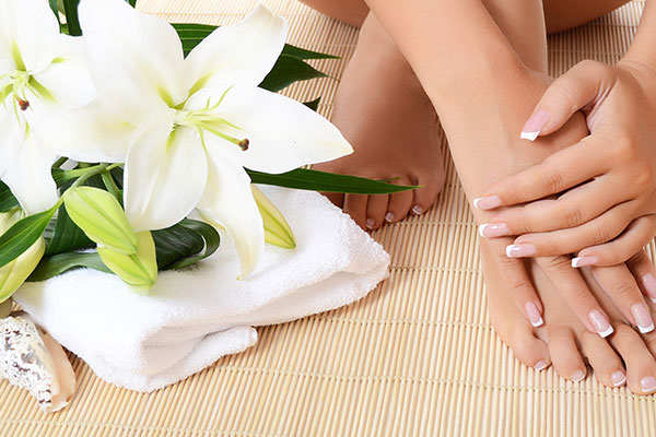 Manicure and Pedicure (Click here)